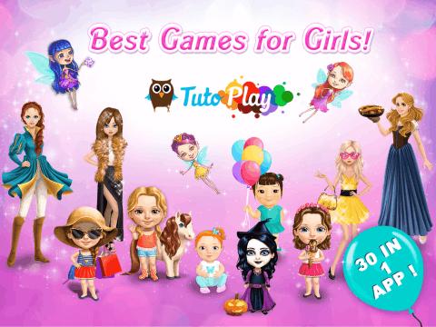 TutoPLAY Kids Games in One App游戏截图4