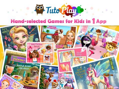 TutoPLAY Kids Games in One App游戏截图3