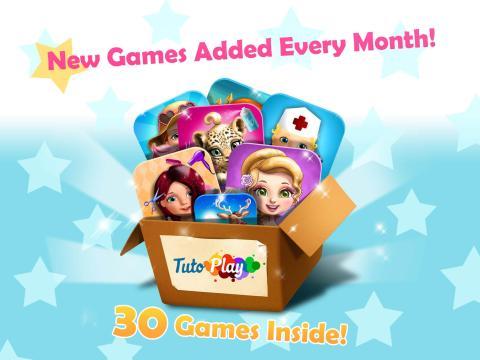 TutoPLAY Kids Games in One App游戏截图2