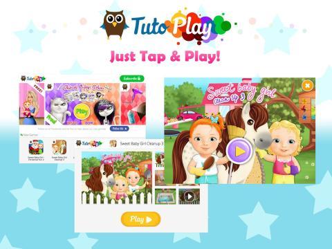 TutoPLAY Kids Games in One App游戏截图1