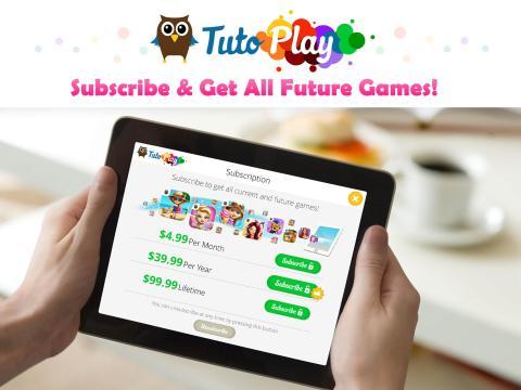 TutoPLAY Kids Games in One App游戏截图0