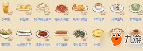 食之契约失落的菜系做法详解 需要材料一览