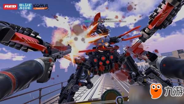 经典名作新篇《枪墓VR》上线最新更新 调整游戏平衡