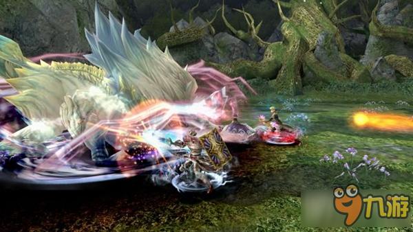 《最终幻想:探险者力量》最新情报曝光 以真实比例展开全新狩猎之旅