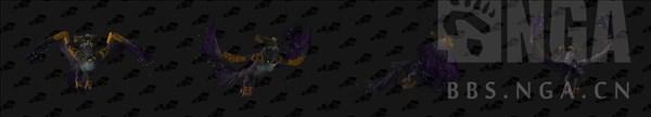 魔兽世界德鲁伊猫头鹰形态图片