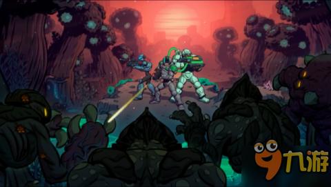 《钢铁陆战队》延期至2017年中推出 塔防新玩法上线