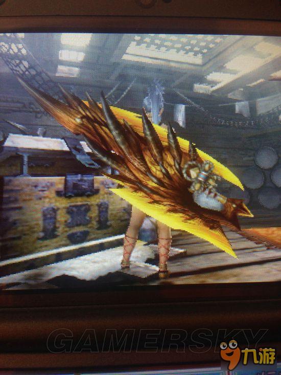 《怪物猎人XX》老山龙武器属性及外观一览