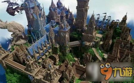 我的世界中国版通用龙王城堡JS插件下载