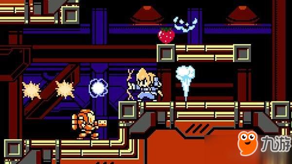 横版游戏《神力刚把得》新作登陆3DS 连击系统好有趣