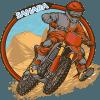 Motorcross dirtbike racing sahara safari修改器下载