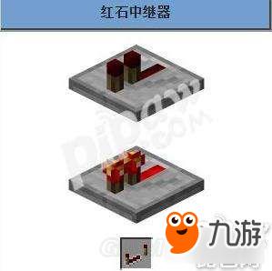 《我的世界》红石火把、拉杆等红石基础装置作用图文介绍