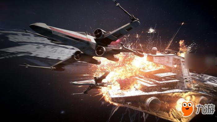 《星球大战:前线2》发布太空模式宣传片