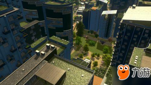 《城市:天际线》新DLC公布 大量环保元素加入