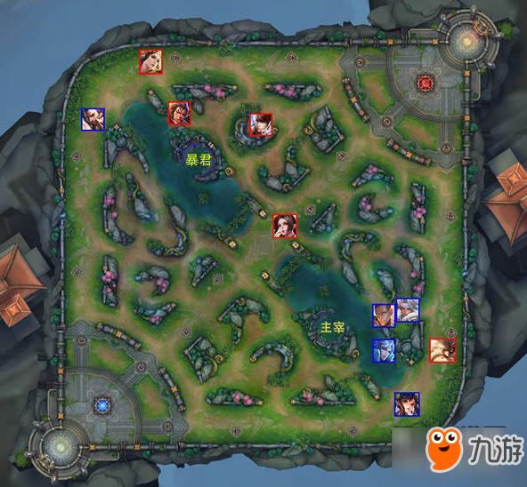 MOBA游戏基础核心玩法分析 王者荣耀新手进阶攻略