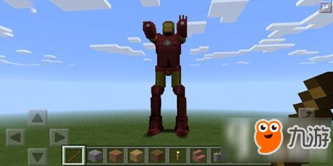我的世界0.14钢铁侠JS插件下载