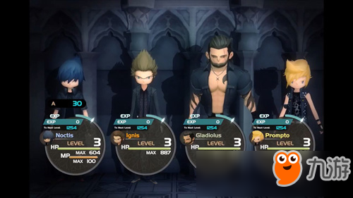 《最终幻想15:口袋版》追加演示 原作内容完全保留!