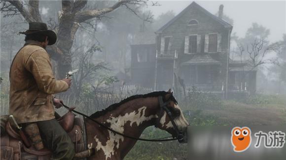 《荒野大镖客2》跨越全地图需要13分钟 终点遭枪杀
