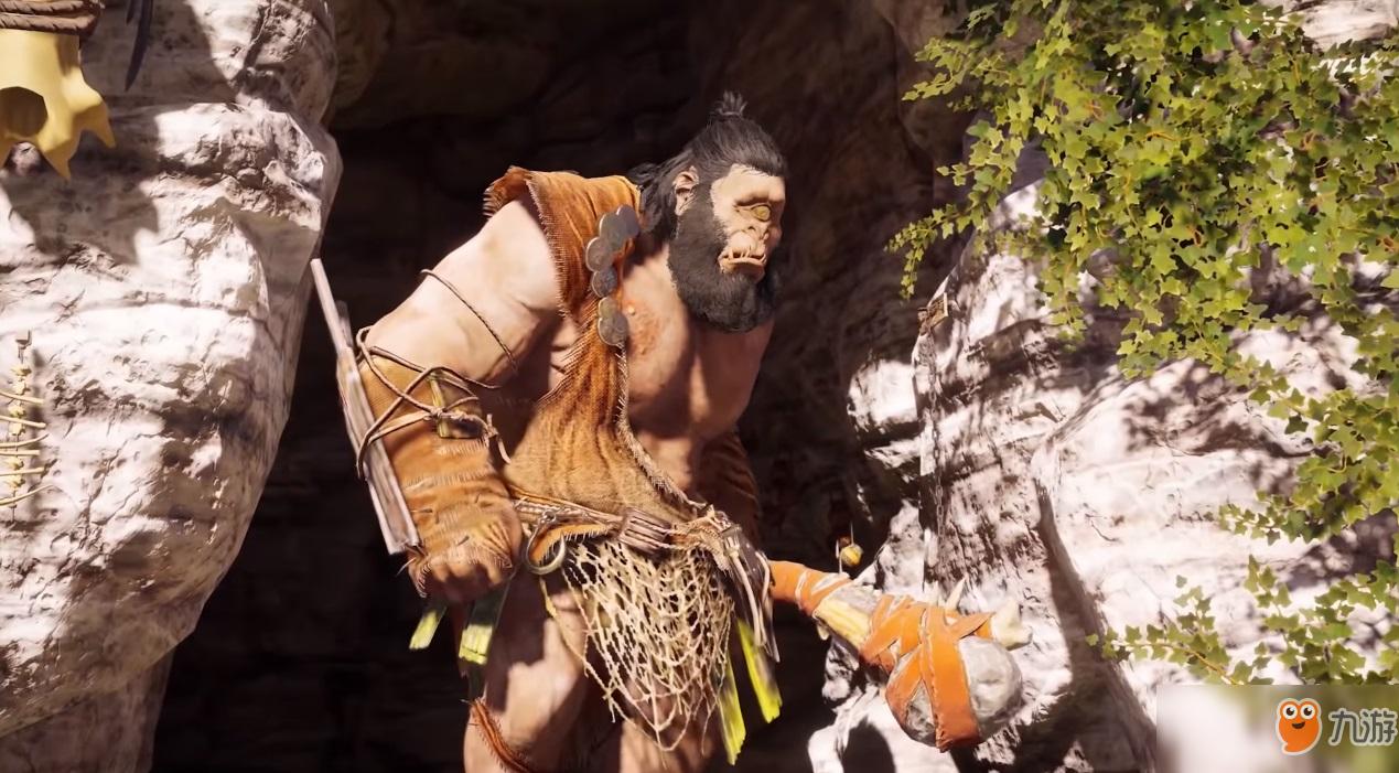 《刺客信条:奥德赛》全新任务更新 玩家单挑独眼巨人