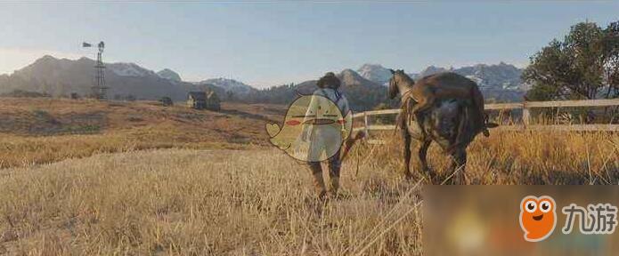 《荒野大镖客2》全景点棚屋山洞位置一览