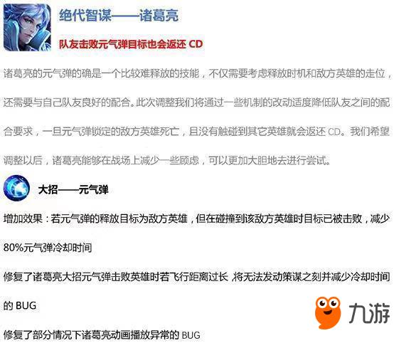 王者荣耀-11.22调整后的诸葛亮,最详细全方位攻略及玩法