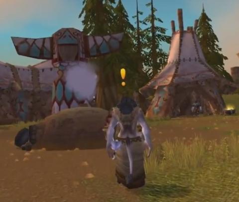 魔兽世界:怀旧服游戏截图0