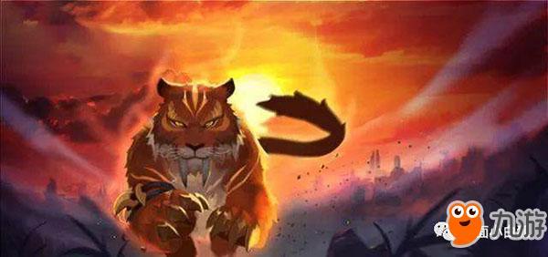 王者荣耀官方裴擒虎背景故事 原来你是这样的虎子 王者攻略