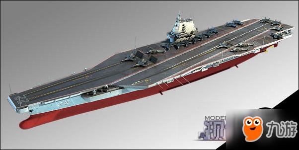 现代海战游戏攻略 004型-现代海战舰船介绍