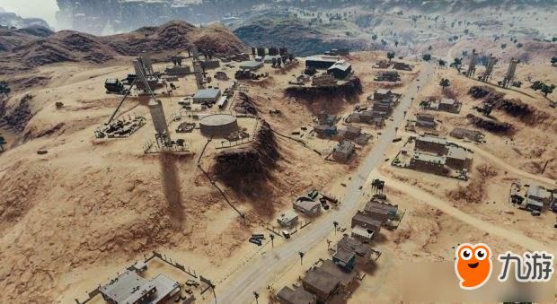 《绝地求生刺激战场》沙漠地图攻略大全
