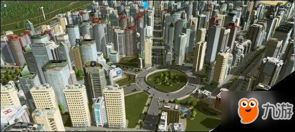 都市天际线自信人口_都市天际线真实人口
