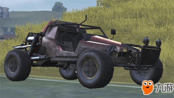 荒野行動 車性能