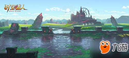 新地图剧透:荒野探秘《时空猎人》5月版本内容预告