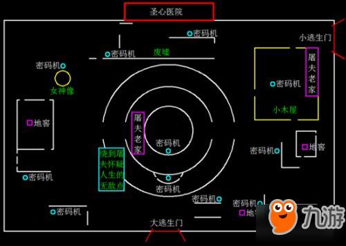 <a class='keyword-tag' href='https://wap.9game.cn/zhlist/zh-986490-1/' data-statis='text:txt_newsdetail-0_keyword_po-1_other-986490'>第五人格圣心医院</a><a class='keyword-tag' href='https://wap.9game.cn/zhlist/zh-717300-1/' data-statis='text:txt_newsdetail-0_keyword_po-1_other-717300'>逃生门位置</a> 圣心医院平面图