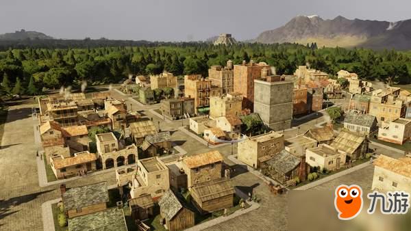 """《铁路帝国》首个DLC""""墨西哥""""公布 新火车及城市加入"""
