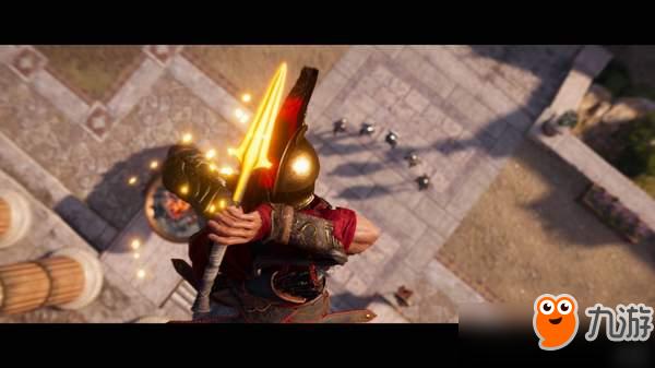 《刺客信条:奥德赛》最新情报 主角作恶将遭到追杀
