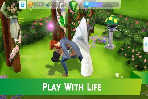 模拟人生移动版游戏截图4