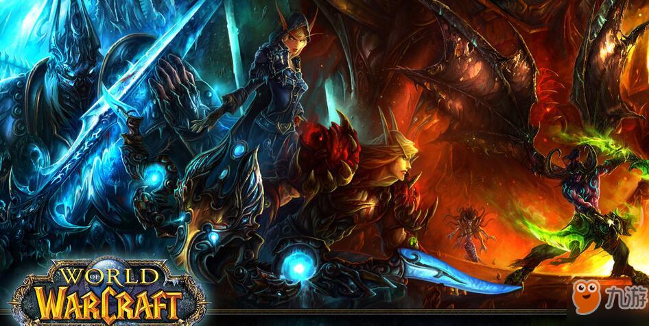 魔兽世界怀旧服战士天赋图片