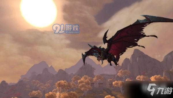 魔兽世界怀旧服 蝙蝠宠物图片