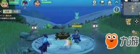 《梦幻西游3D》青龙山之谜支线任务怎么做 青龙山之谜支线任务完成攻略