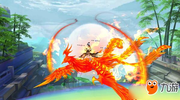 《蜀门》手游S级单人坐骑火凤凰获取攻略 坐骑获得流程分享