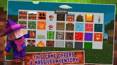 craft cubescrafting,exploration and building game游戏截图2