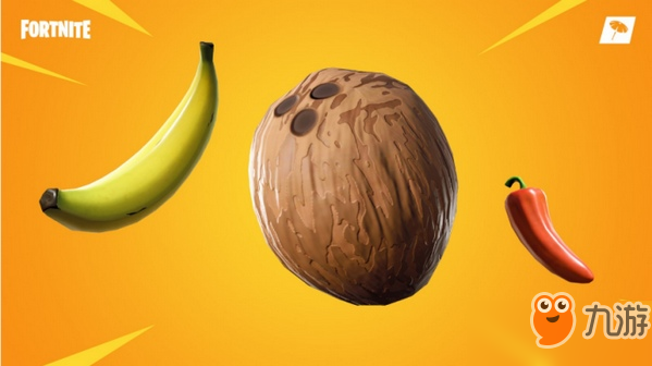 堡垒之夜香蕉在哪刷新 可食用道具刷新位置图一览
