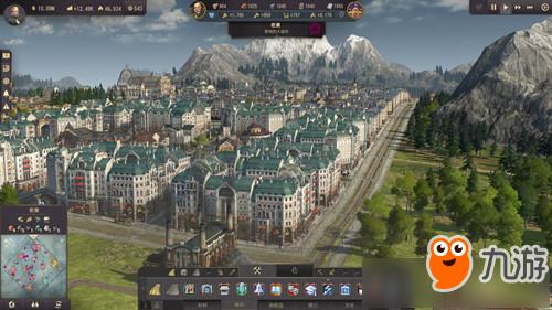 《纪元1800》造城玩家攻略 造城技巧分享
