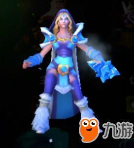 刀塔霸业冰晶圣女怎么样 冰晶圣女技能效果介绍