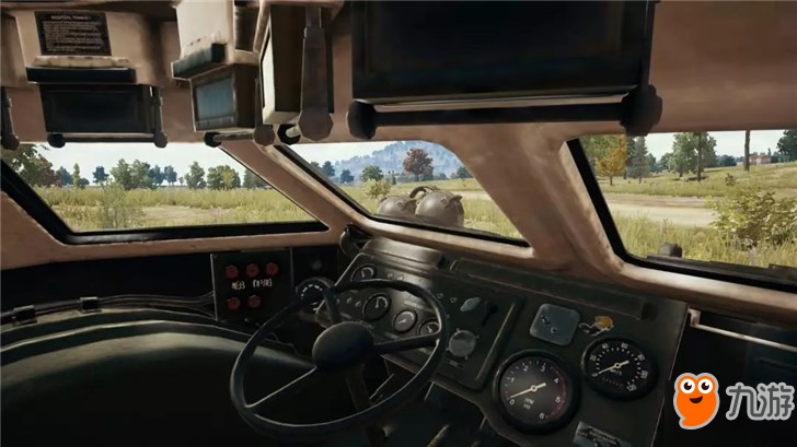 《绝地求生》新版本更新:两栖装甲车强势登陆