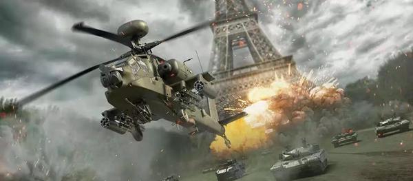 《巅峰坦克》巴黎战场作战心得一
