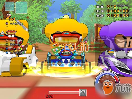 跑跑卡丁车手游无限加速模式玩法攻略
