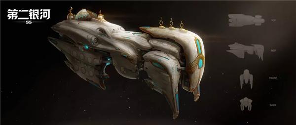 第二银河战舰情报室丨舰船装配推荐—圣徒级