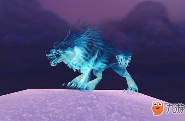 魔兽世界怀旧服狼图片