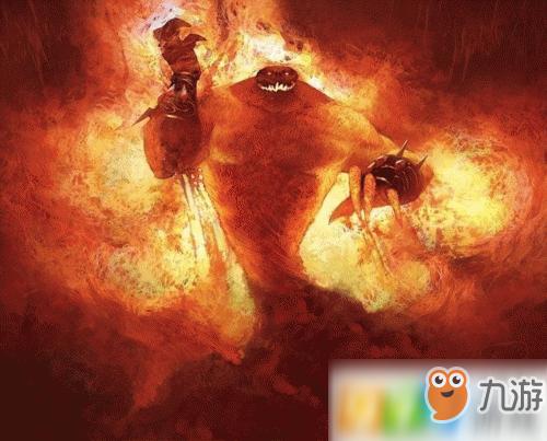 魔兽世界熔火之心入口图片