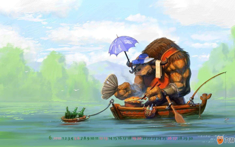 魔兽世界怀旧服钓鱼攻略图片